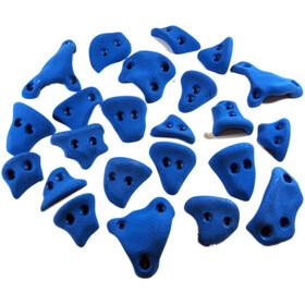 Ergoholds Kids 23 Large Supporti Per Arrampicata 23 Bambino, blu